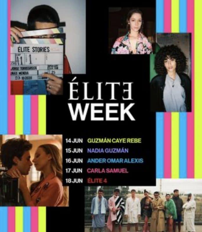 Elite week : ils frôlent la mort dès le premier épisode