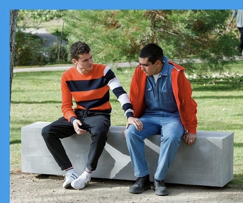 Élite petites histoires : le retour d'Ander et Omar