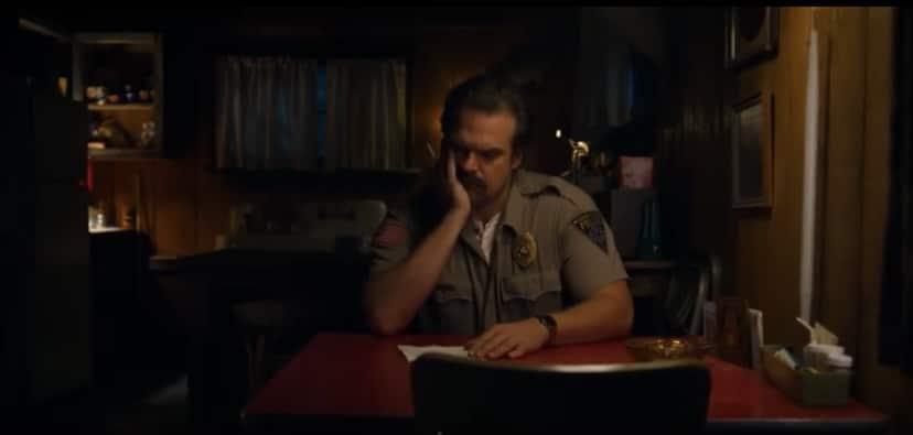 Stranger Things : le grand retour de Hopper