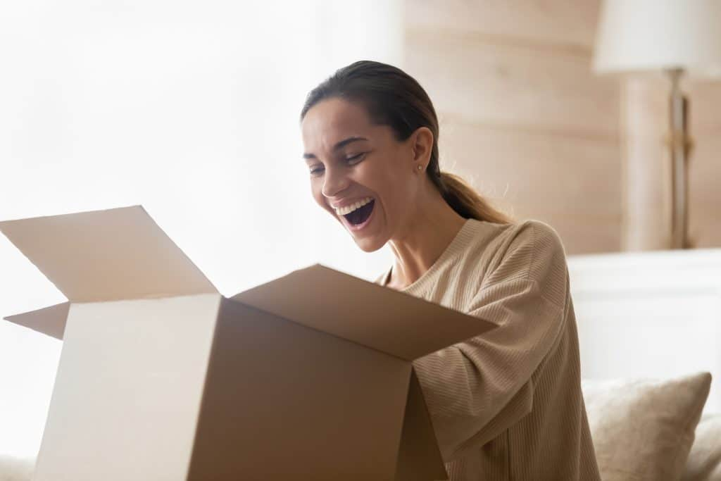 La box naissance d'Happily Box