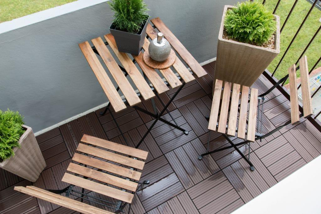 Quelle est la meilleure matière pour un salon de jardin ?