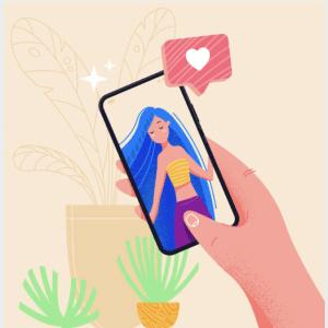 Comment faire une photo de profil Instagram stylée