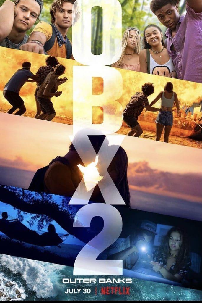 Outer Banks saison 2 : un trailer qui en dit long…