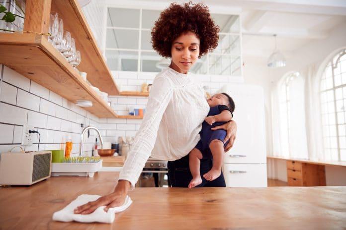 Astuces pour nettoyer sa cuisine sans produits chimiques