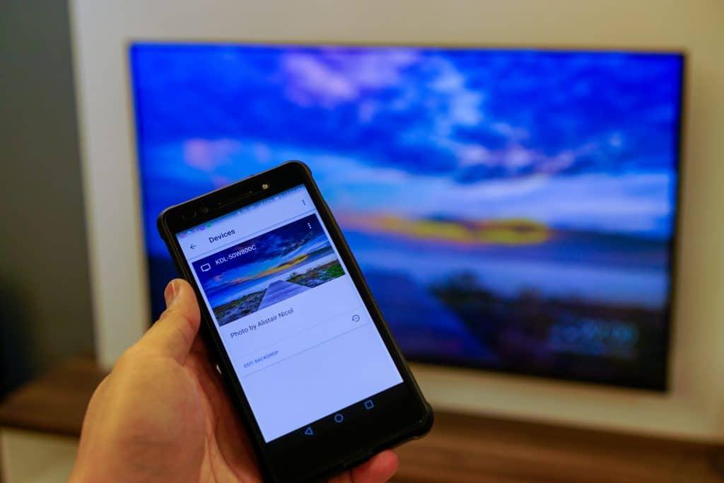 Qu'est-ce que mirroring sur Chromecast?