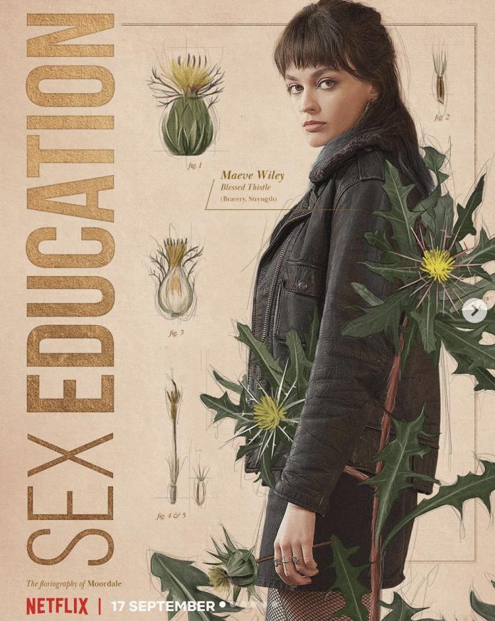 Sex education : Fans de la série, rendez vous sur zoom
