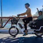 Mobilité durable électrique : le vélo cargo fait concurrence à la moto
