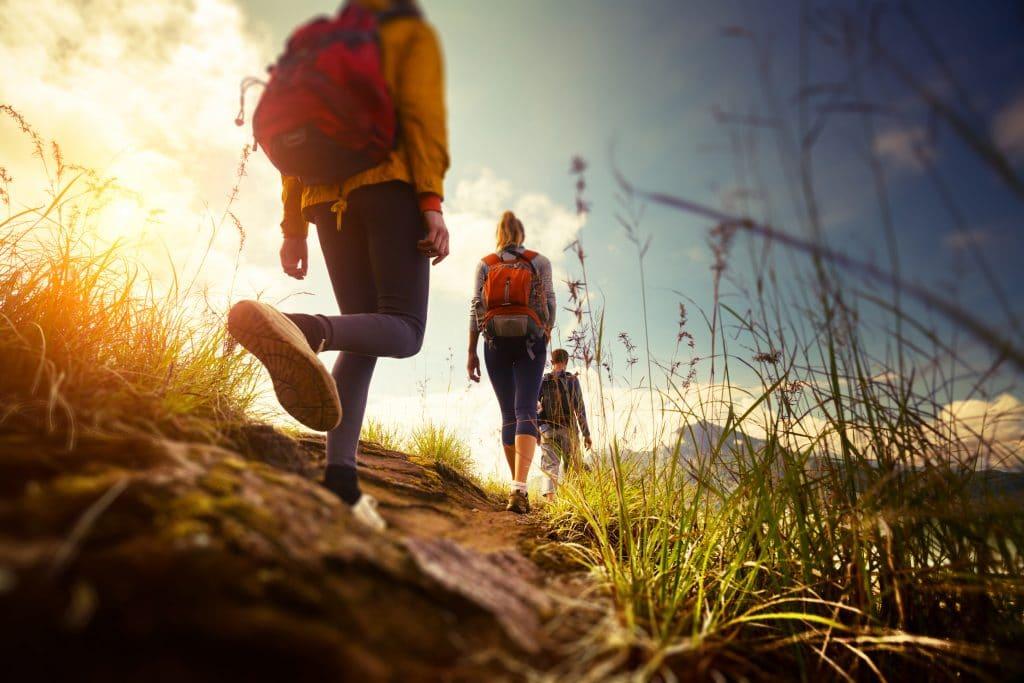 Définir les randonnées et évaluer les difficultés