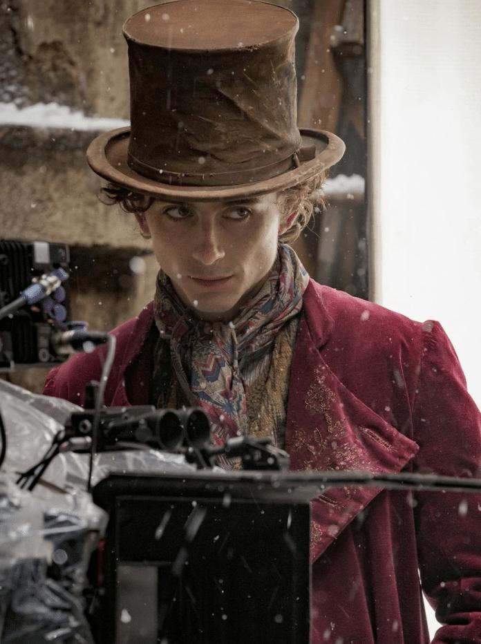 Wonka : le Tournage du Film a Démarré