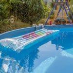 Peut-on utiliser une piscine hors sol en hiver ?