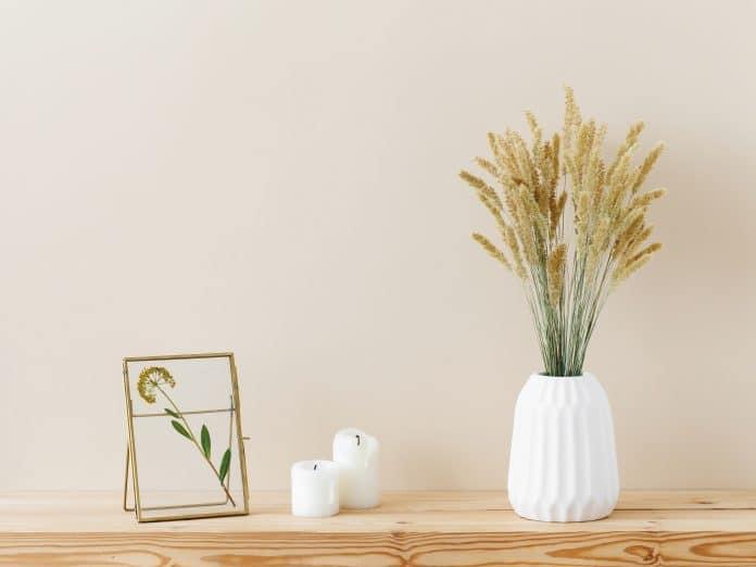 Comment intégrer les fleurs séchées dans sa décoration ?